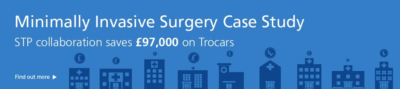 Read our Minimally Invasive Case Study