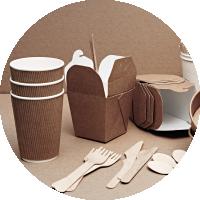 View our  Single-Use Plastics Alternatives Brochure
